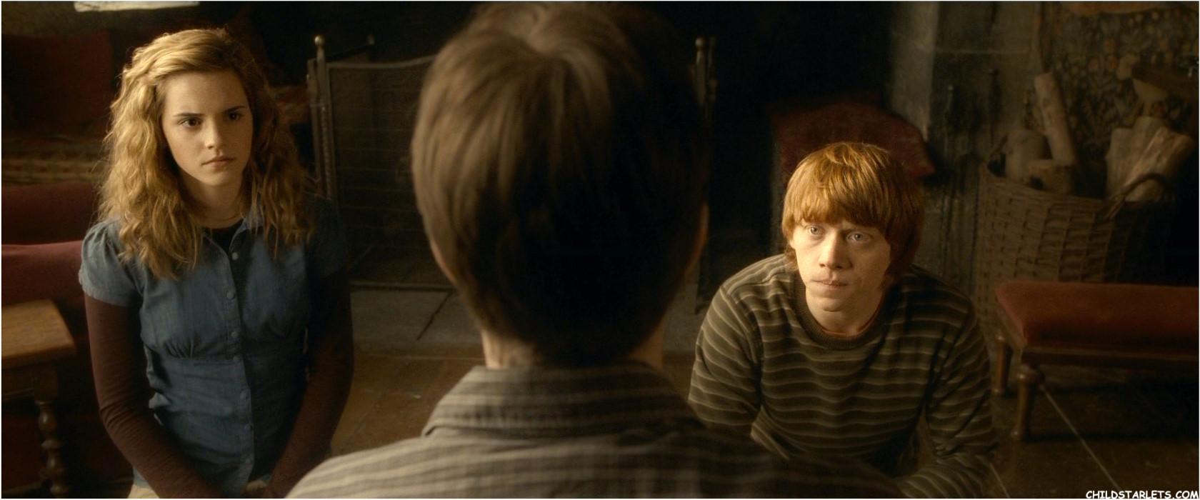 "Emma Watson / Bonnie Wright / Evanna Lynch - ""Harry Potter ..."