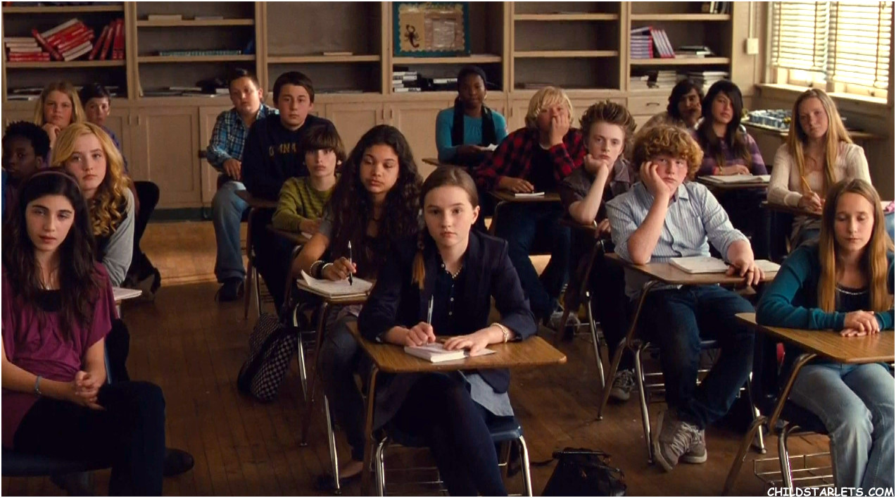 "Kaitlyn Dever / Kathryn Newton - ""Bad Teacher"" Images/Pictures/Photos ..."