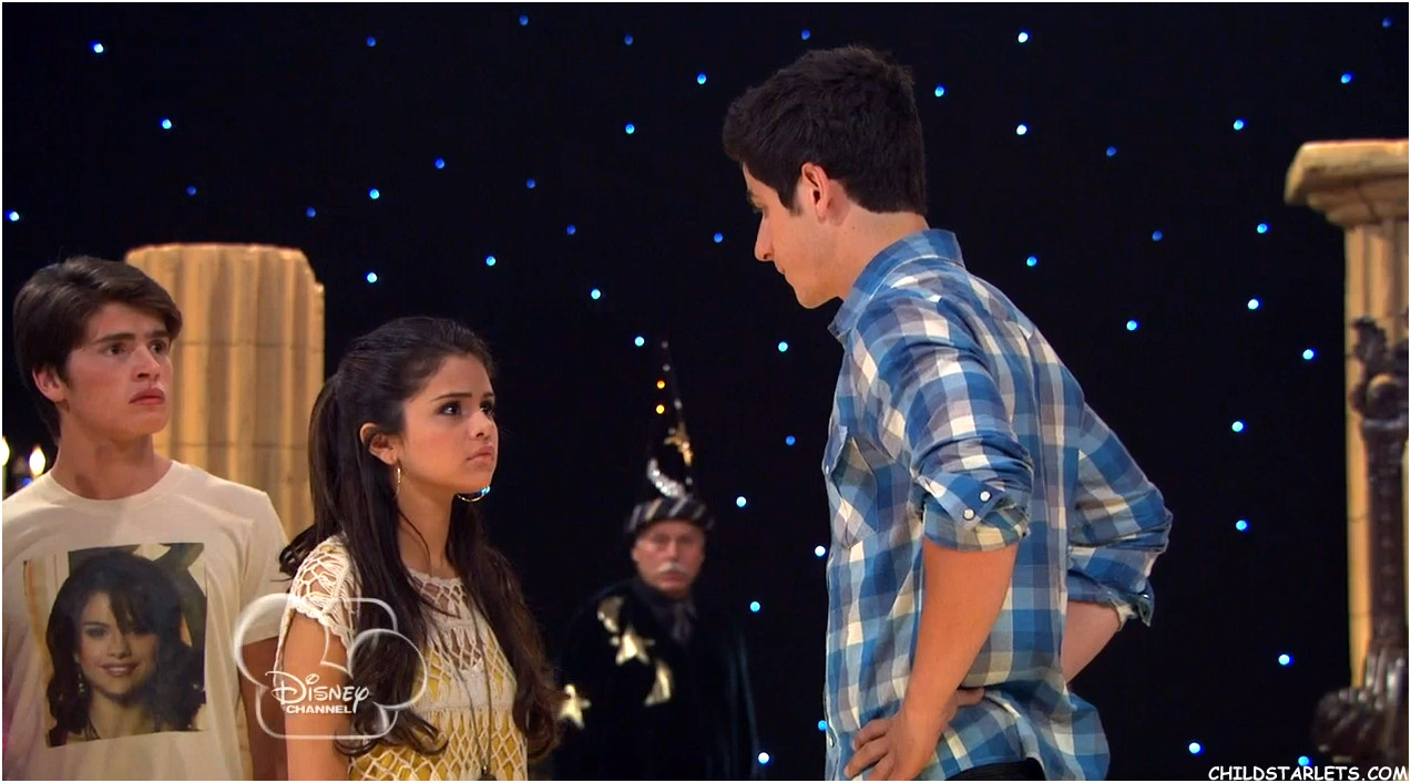 Selena Gomez Wizards Of Waverly Place The Family