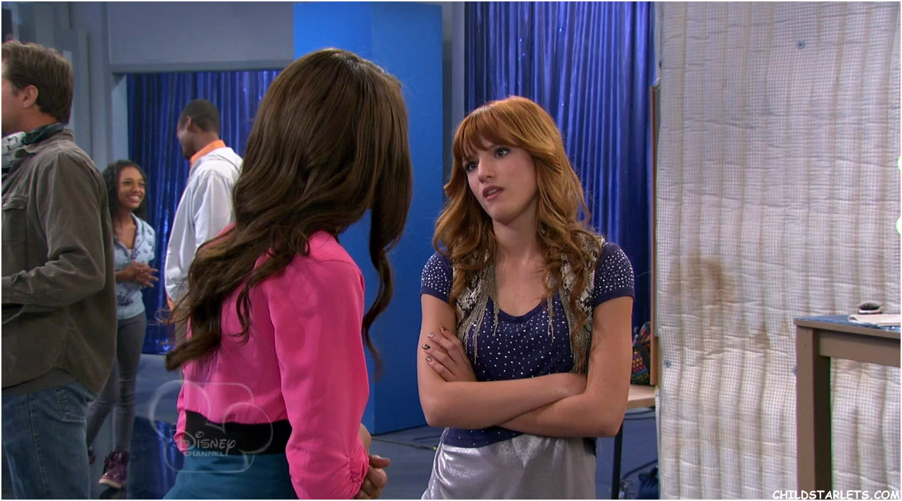Bella Thorne  Zendaya Coleman  Disneys Shake It UpEgg It Up