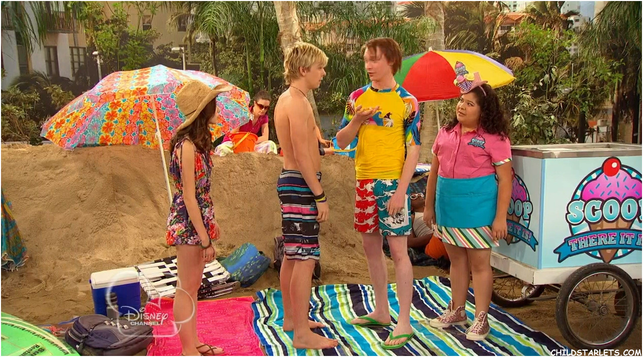 austin and ally songwriting and starfish cast