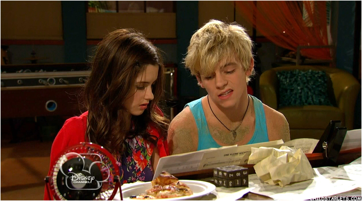 austin and ally songwriting and starfish