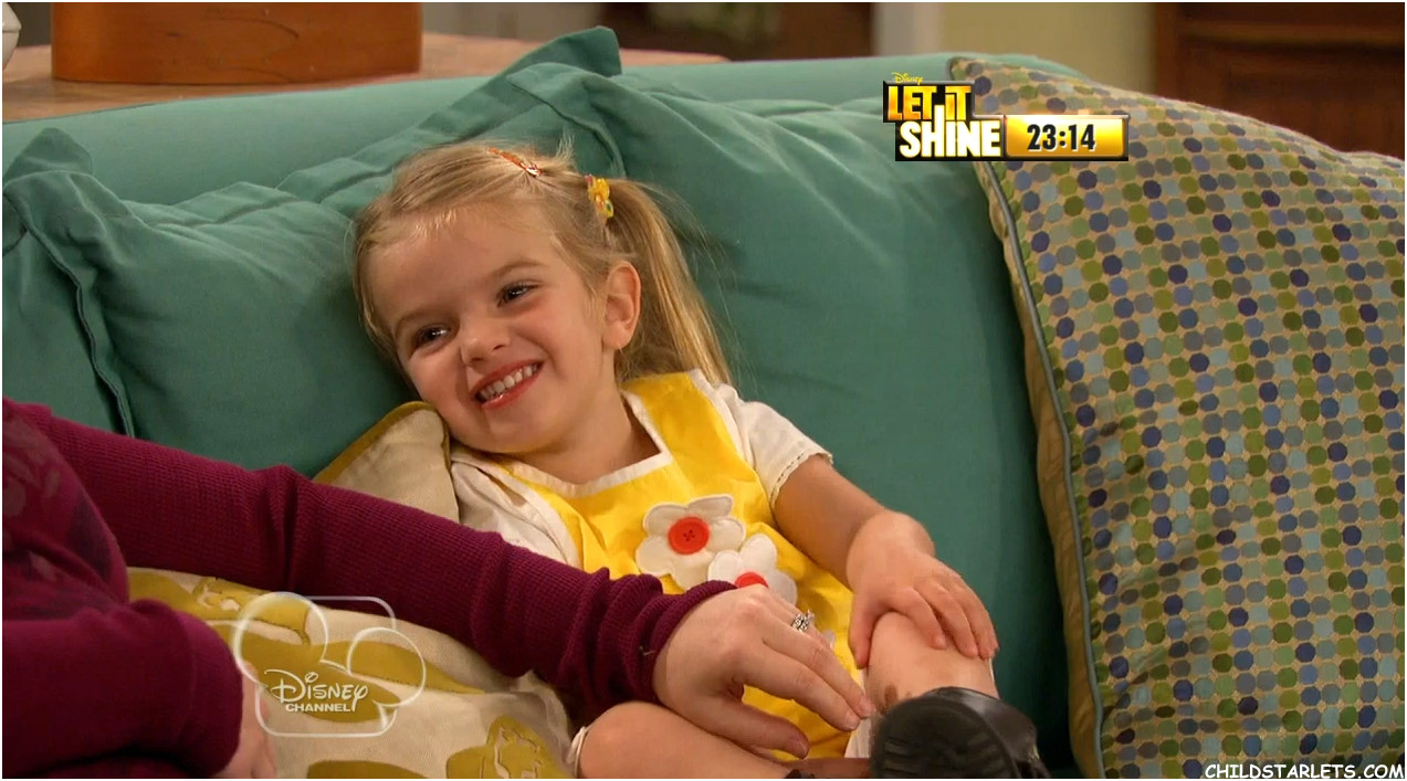 "Mia Talerico - ""Good Luck Charlie""/""Name That Baby"" Images ..."