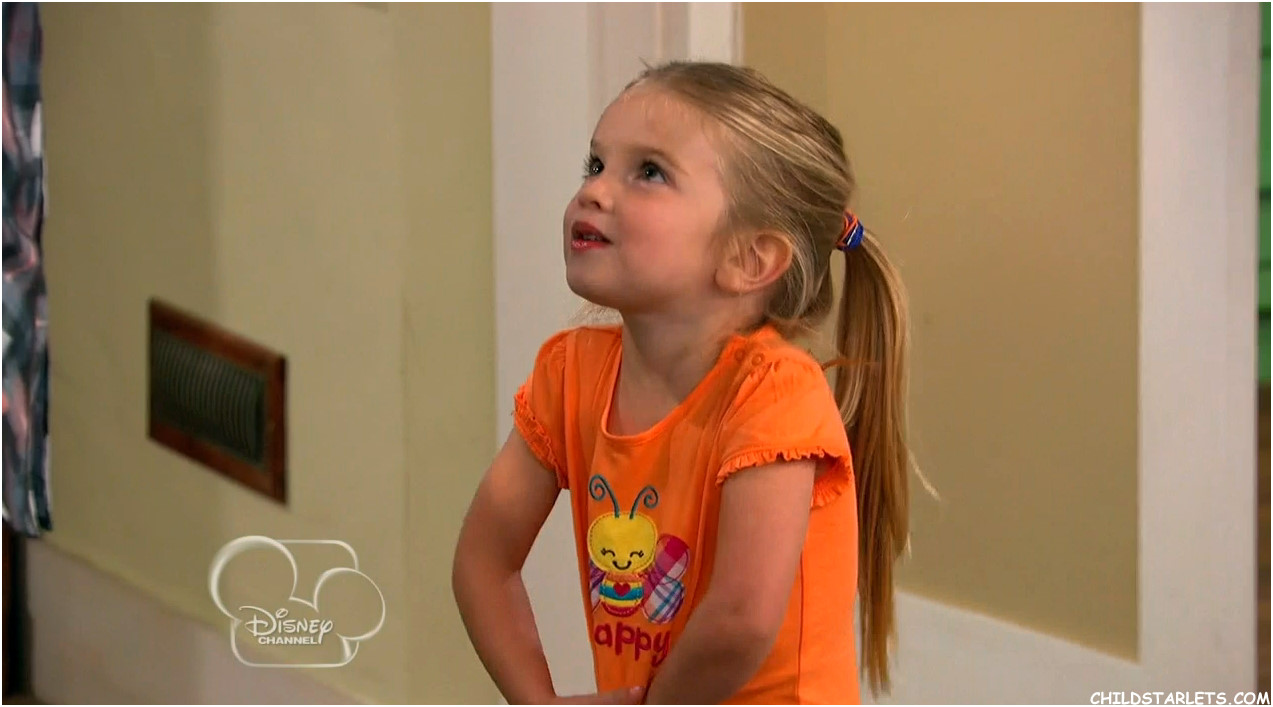 "Mia Talerico - ""Good Luck Charlie""/""Baby Steps / T Wrecks ..."