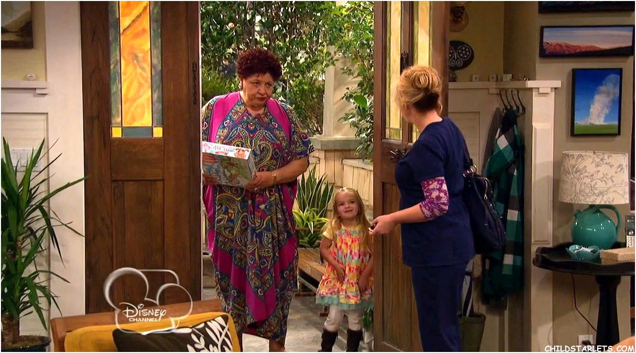 "Mia Talerico - ""Good Luck Charlie""/""Teddy and the Bambino ..."