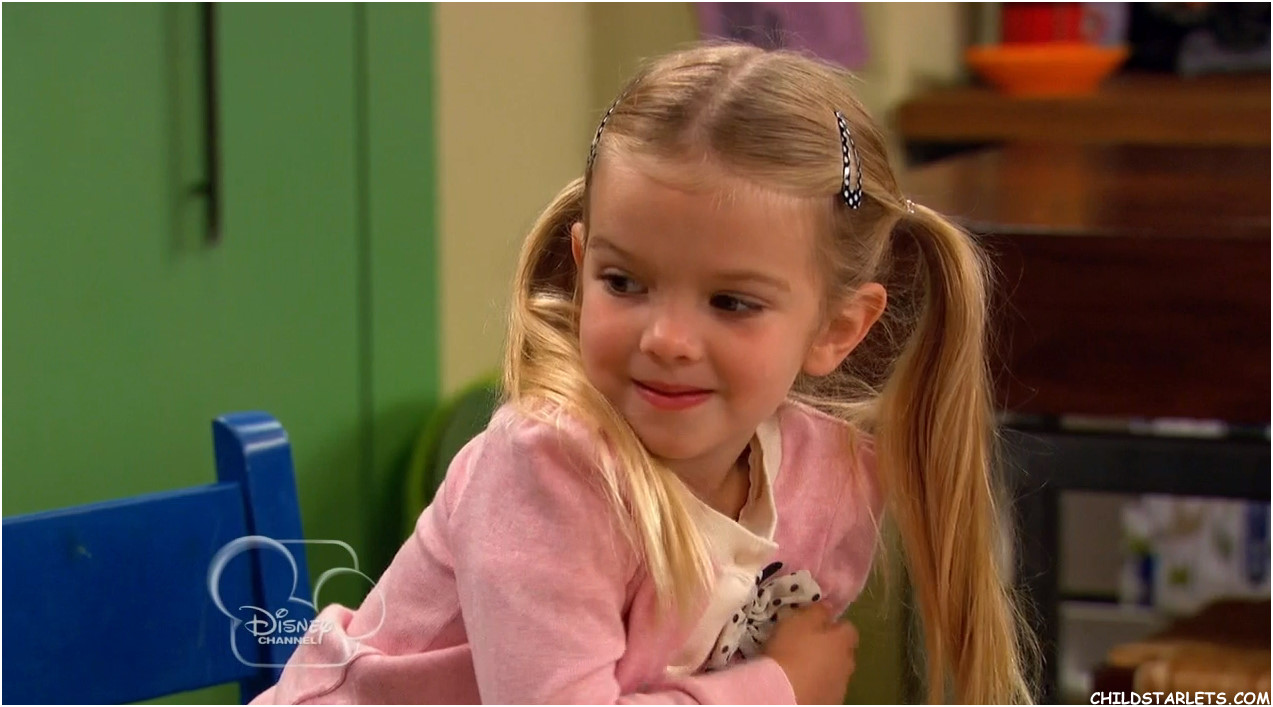 "Mia Talerico - ""Good Luck Charlie""/""Study Buddy"" Images ..."