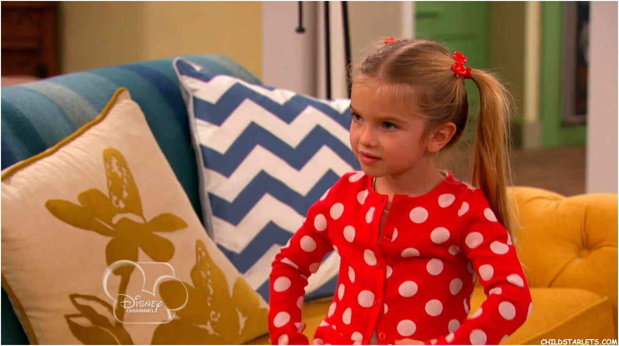 Mia Talerico - Good Luck Charlie / Go Teddy Images ...