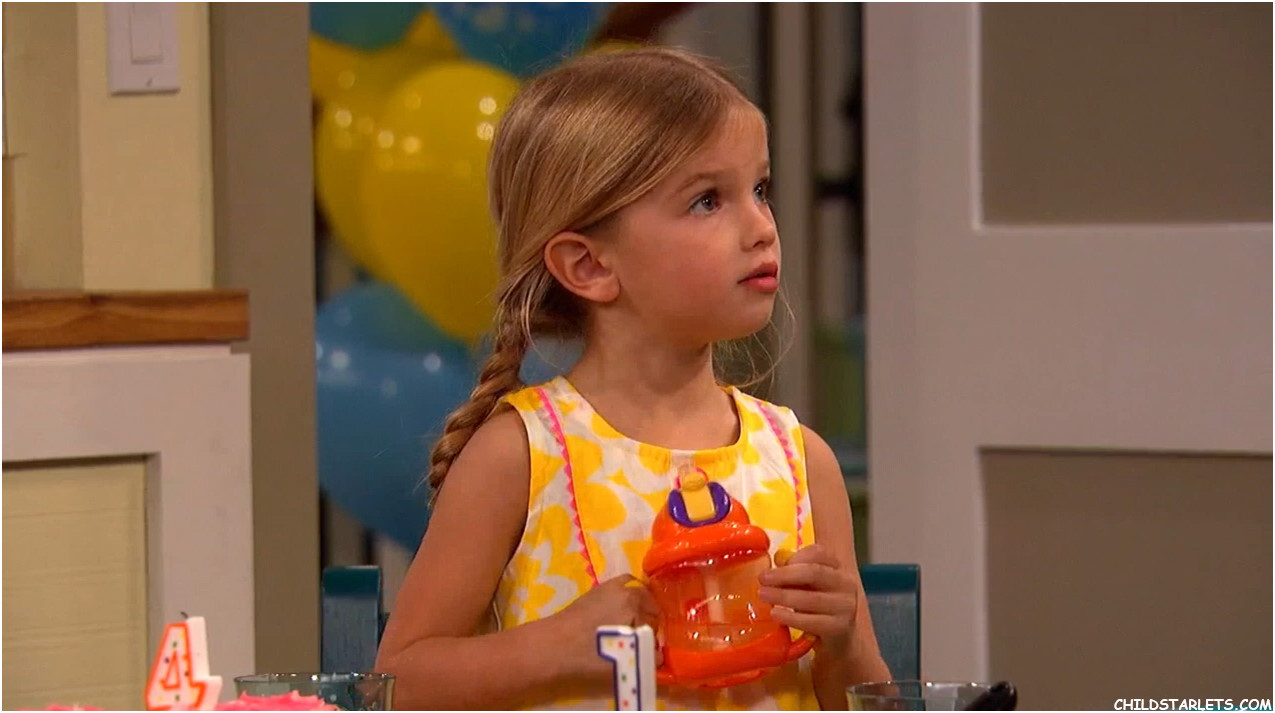 Mia Talerico - Good Luck Charlie / Charlie 4, Toby 1 ...