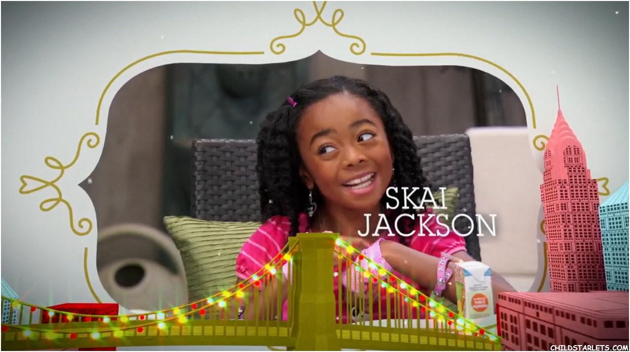 Skai Jackson Christmas Peyton List Skai Jackson Quot