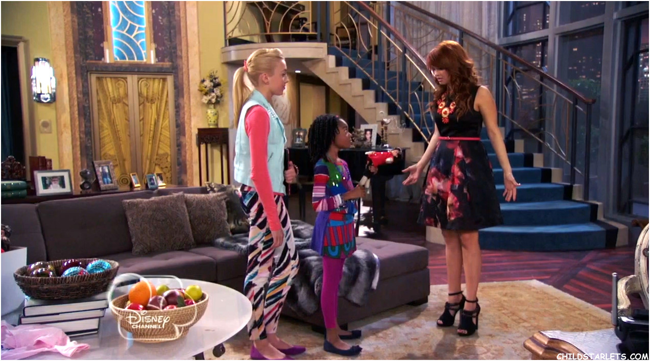 peyton list    skai jackson  why do foils fall in