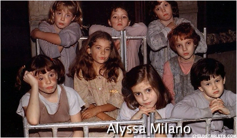 A-Am Index of Child/Young Actresses/Starlets/Stars/Celebrities