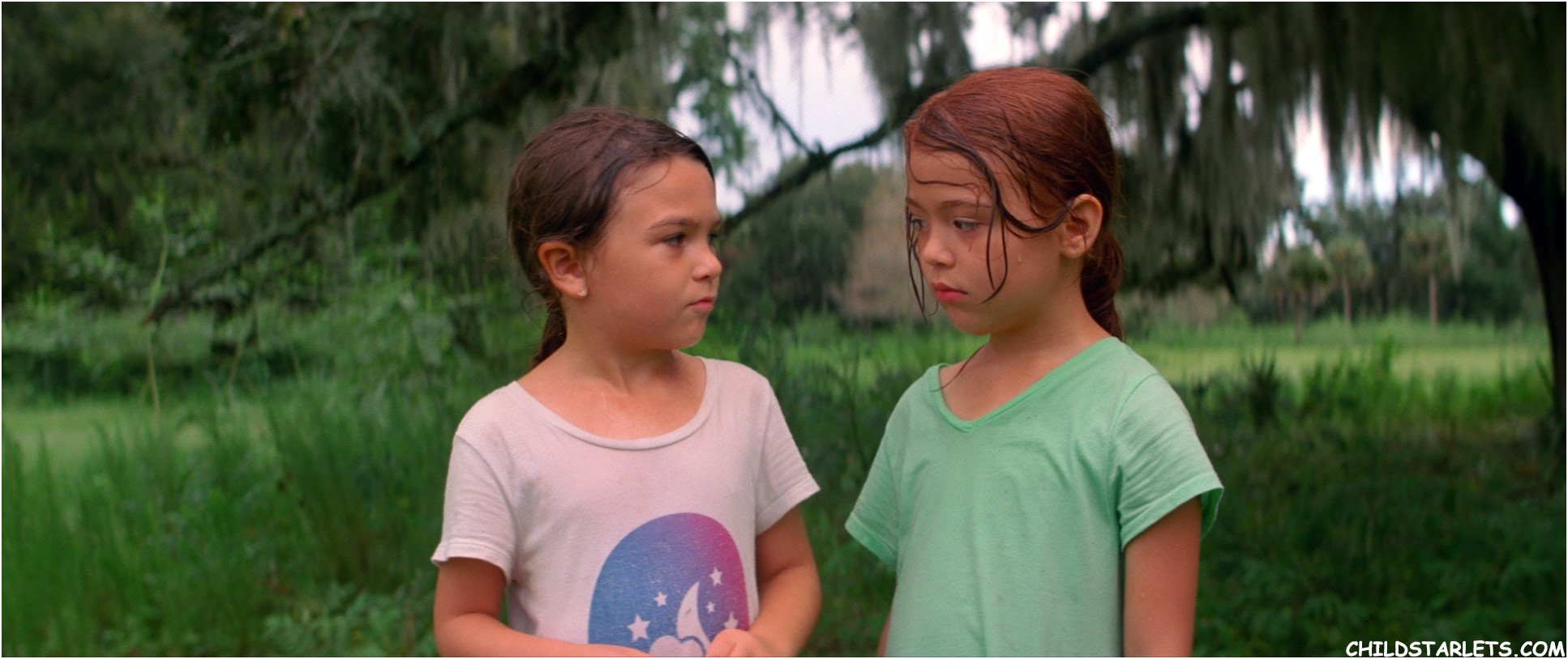 "Brooklynn Prince / Valeria Cotto ""The Florida Project"" - 2017"