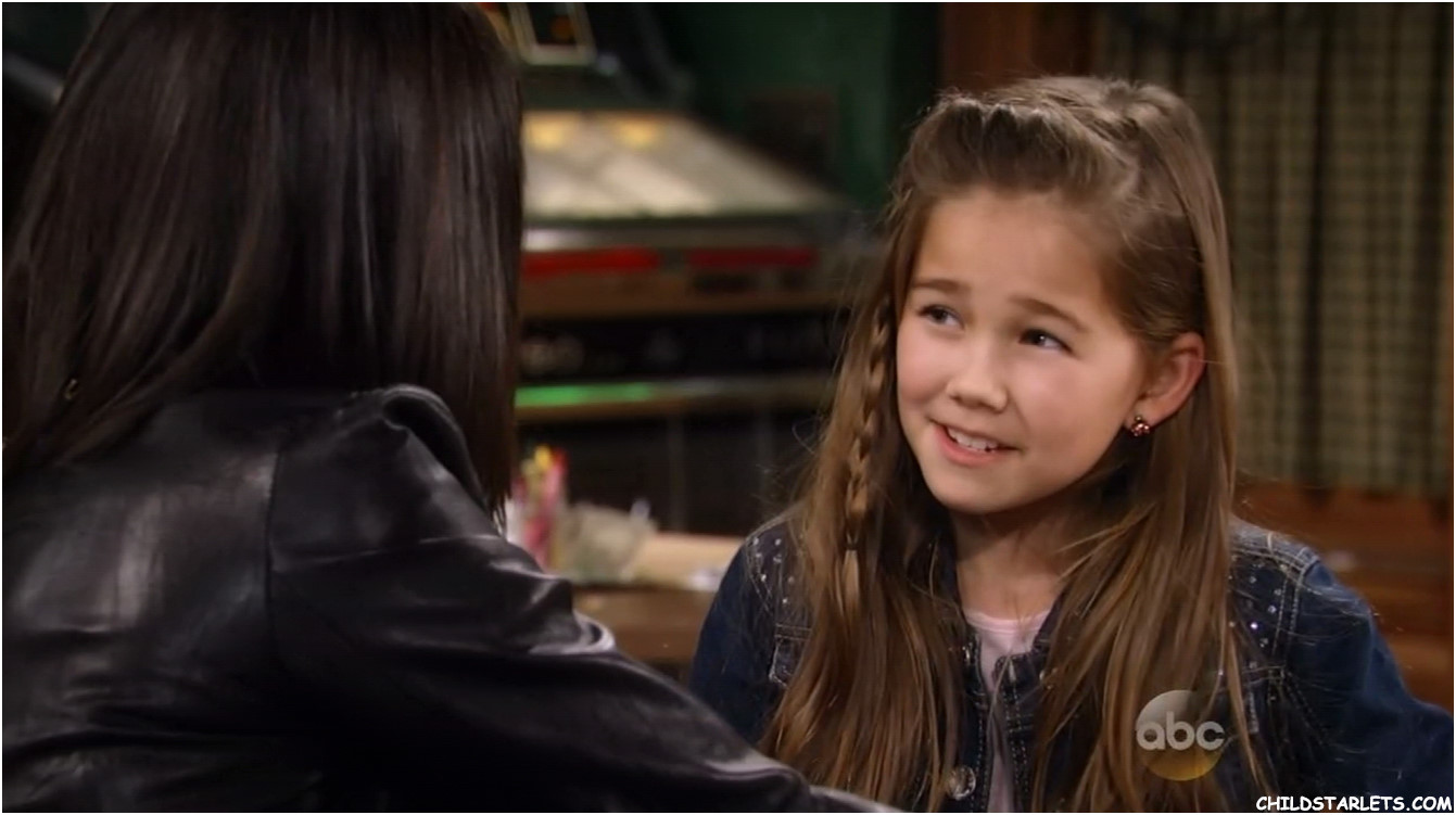 Brooklyn Rae Silzer Young Child Star Actress