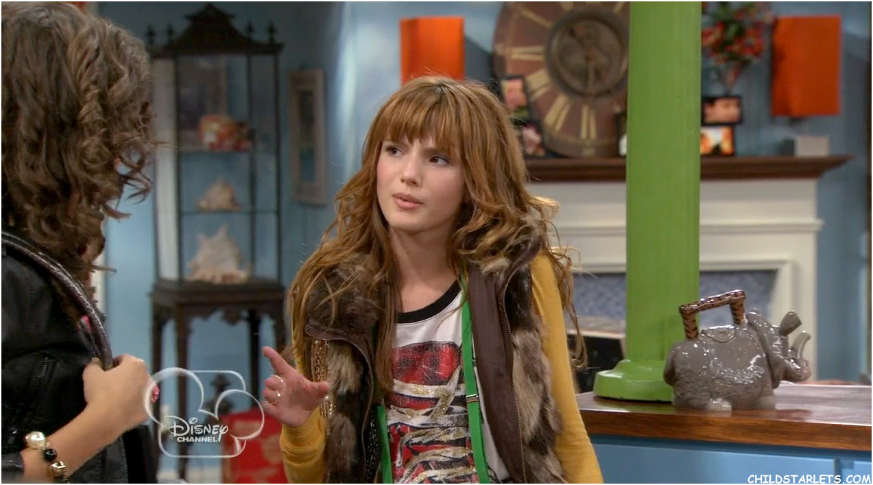 Bella Thorne & Zendaya in Shake It Up