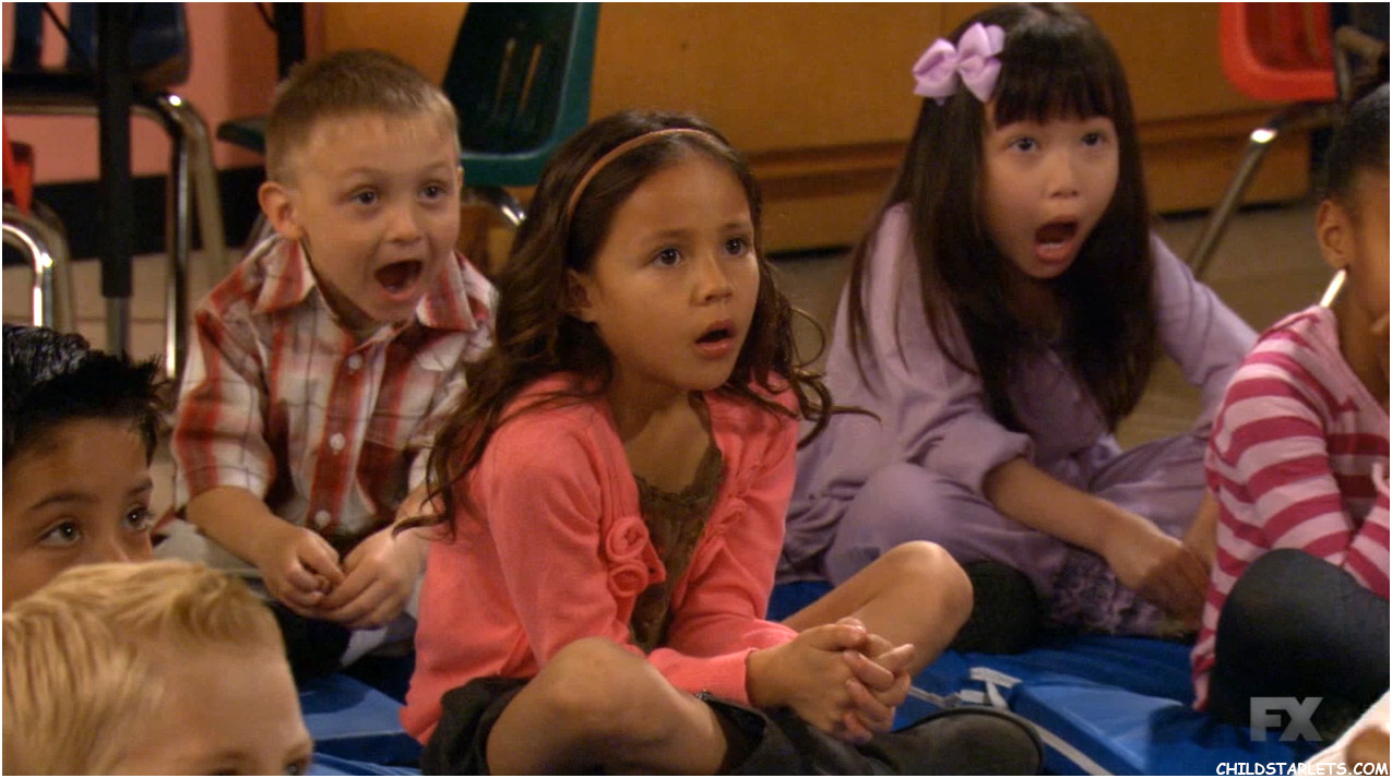 Breanna Yde Child Actress - How I Met Your Mother