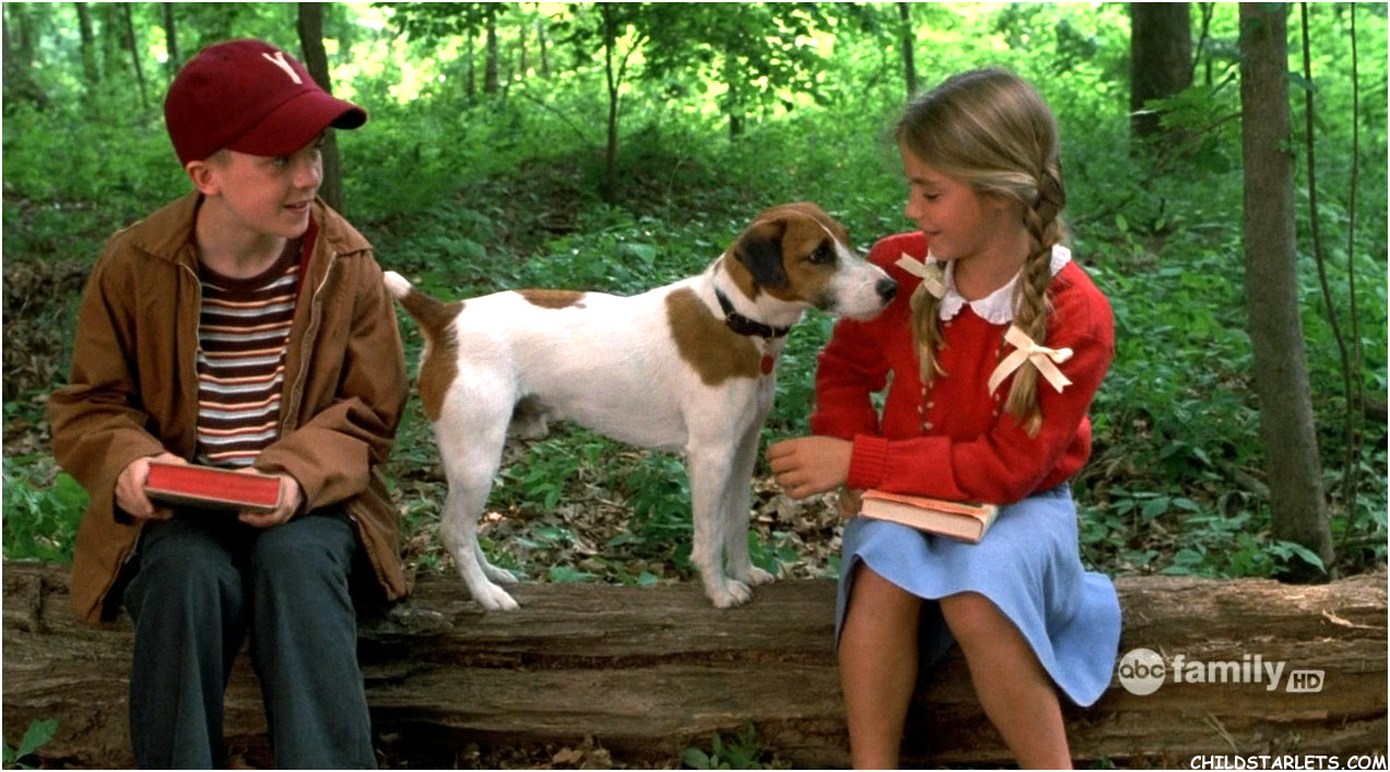 Caitlin Wachs Young Child Actress - My Dog Skip