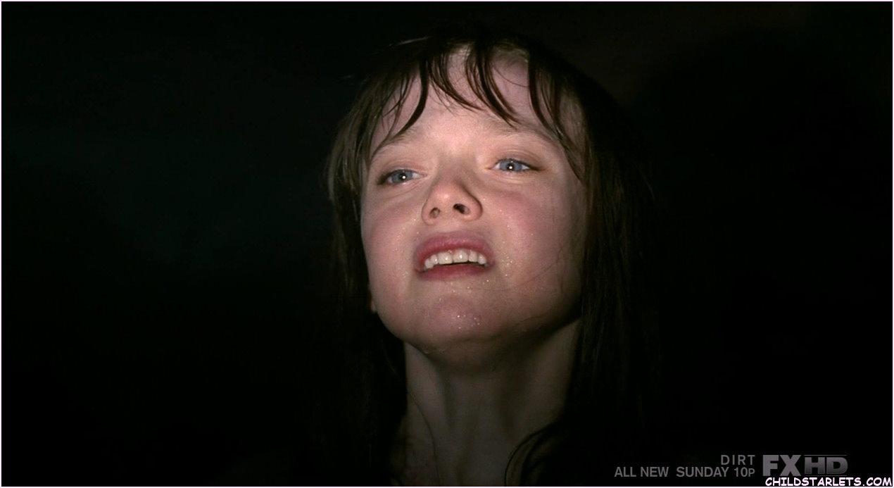 Dakota Fanning Child Actress Images/Pictures/Photos/Videos ... Dakota Fanning Hounddog