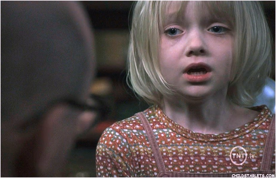 "Dakota Fanning ""Trapped"" - 2002/EDTV"