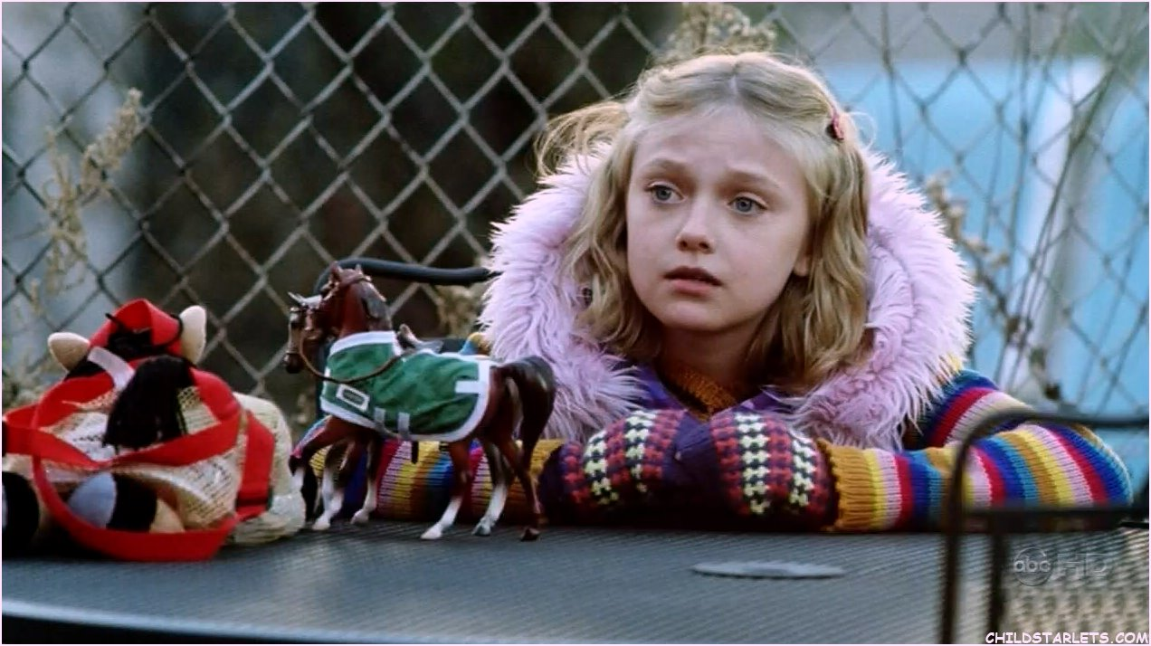 "Dakota Fanning - Images/Pictures/Photos from ""War of the ..."