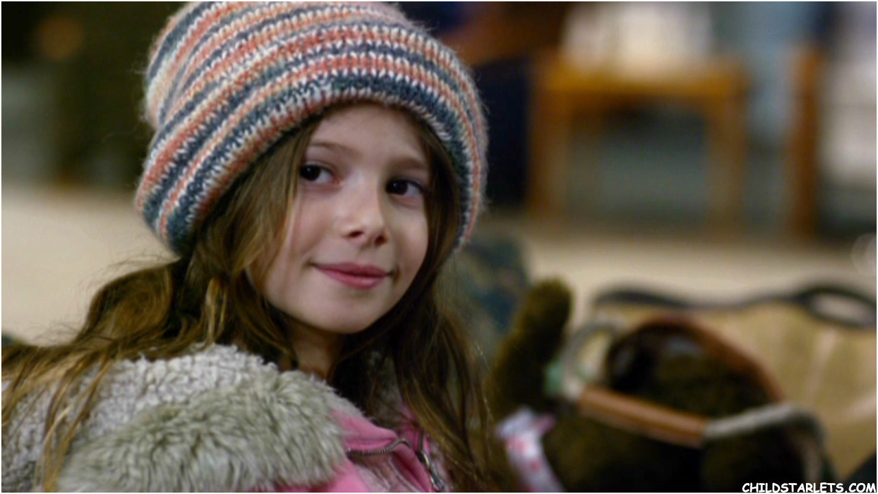 Makenzie Moss Young Child Actress Images