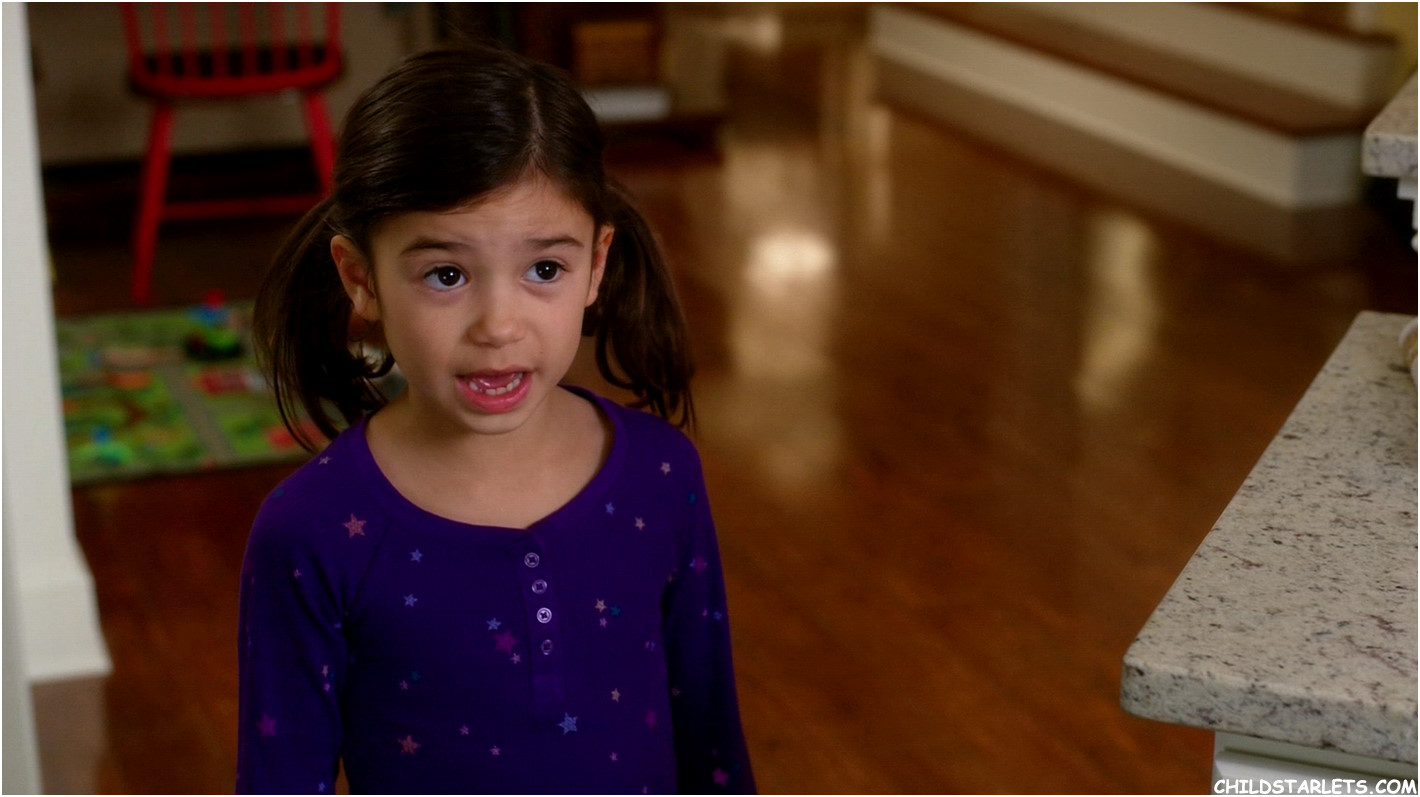 Scarlett Estevez Child Actress - Daddy's Home