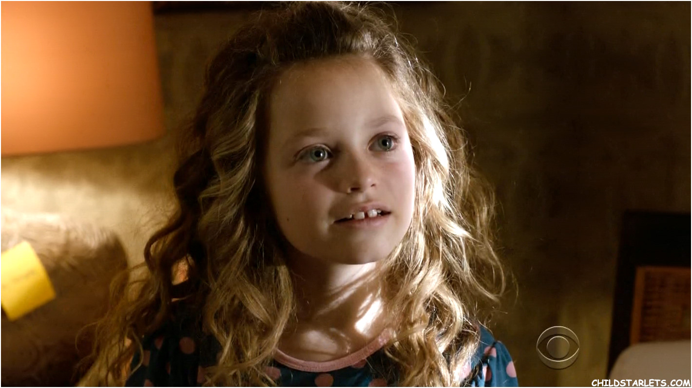 Sofia Rosinsky Young Child Actress - Criminal Minds Beyond Borders