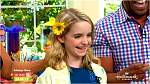Mckenna Grace Home & Family: Gifted Promo Appearance