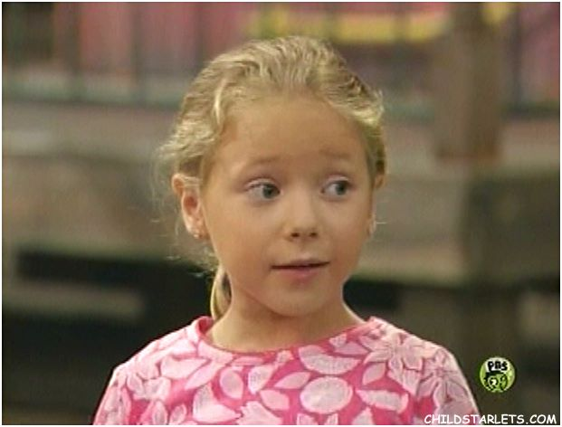Julia Nicholsonbarney Friends Child Actresses Young