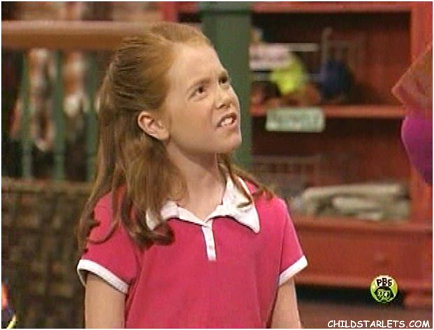 Selena Gomezkatherine Pullybarney Child Actresses Young
