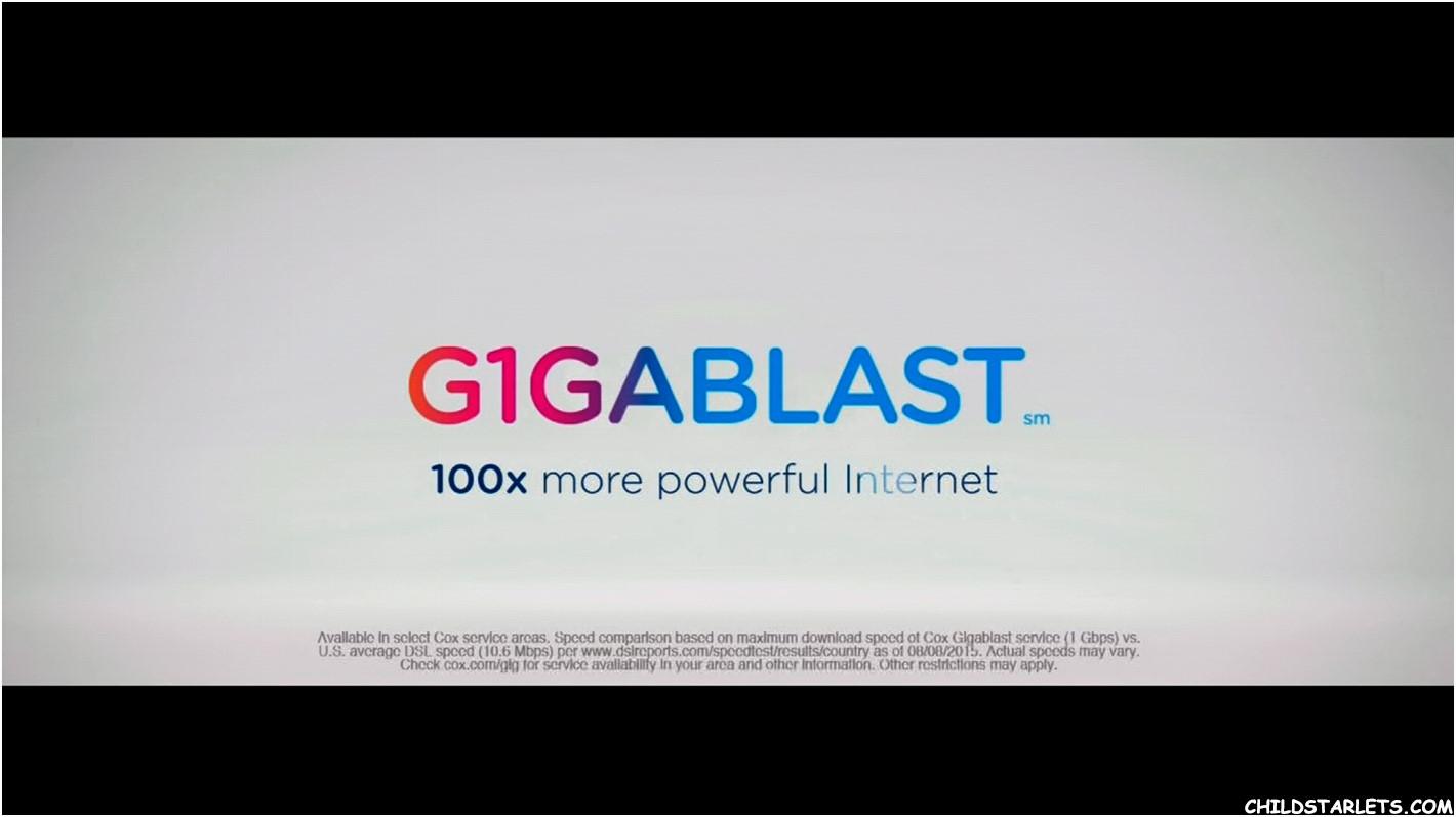 Cox Communications Gigablast 2016/HD Images/Pictures/Photos