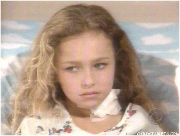 "Hayden Panettiere/""Guiding Light"" - Child Actresses/Young ... Hayden Panettiere"