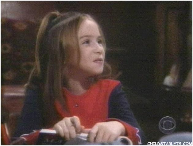 """Camryn Grimes/""""Young & Restless"""" - Child Actresses/Young ... Camryn Grimes Young And The Restless"""