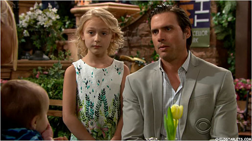 Alyvia Alyn Lind - Young and the Restless 147