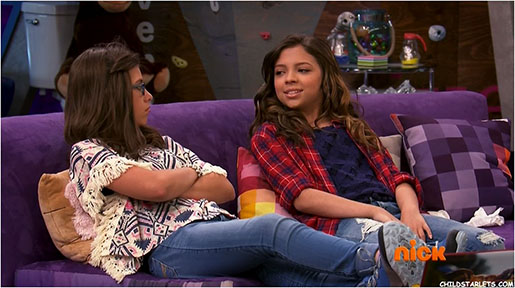 "Cree Cicchino and Madisyn Shipman Nickelodeon's ""Game Shakers"""