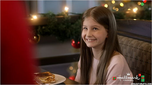 "Jaeda Lily Miller in ""Christmas in Evergreen"""
