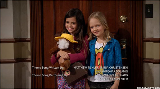 Lindsey Lamer Ivy Geroge - Girl Meets World Girl Meets Bear