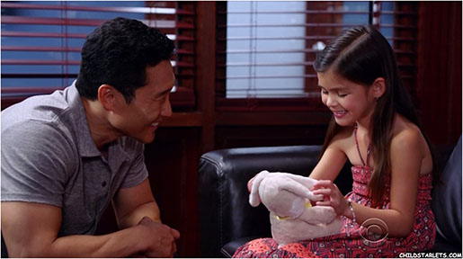 Londyn Silzer - Hawaii Five 0