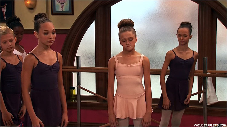 Maddie Ziegler Lizzy Greene Kyla Drew Simmons - Nicky Ricky Dicky and Dawn - Ballet and the Beasts