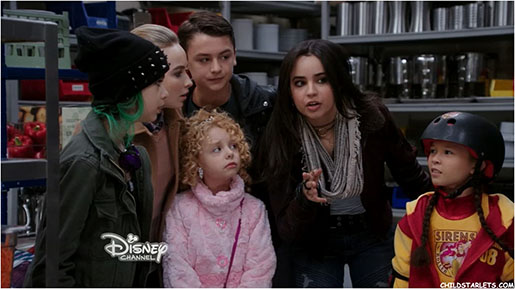 Nikki Hahn / Mallory Mahoney / Madison Horcher - Adventures in Babysitting
