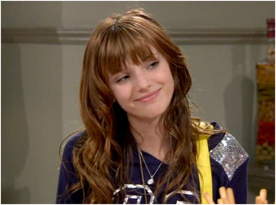 Bella Thorne Child Actress in Shake It Up
