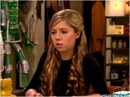 "Jennette McCurdy Child Actress Images/Pictures/Photos in ""iCarly"""