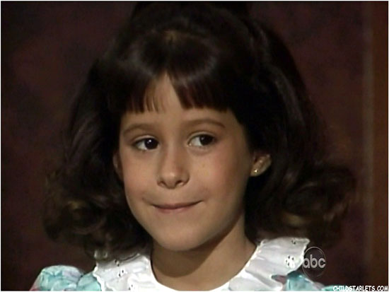 Kimberly McCullough Young Child Actress Images Video Clips