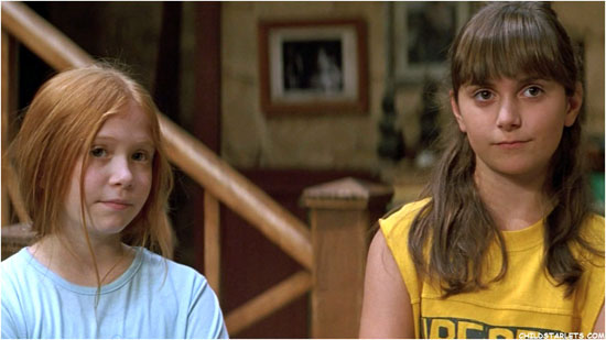 "Liliana Mumy & Alyson Stoner Image from ""Cheaper by the Dozen"""