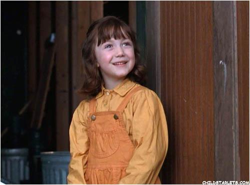 Madeline Zima child