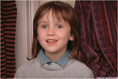 Mara Wilson Young Child Actress