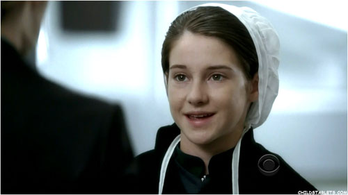 "Shailene Woodley in ""Cold Case"""