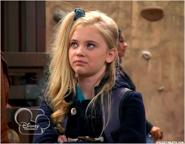 China anne mcclain sierra mccormick ant farm tv series for Ant farm cantonese style cuisine